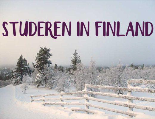 studeren in finland