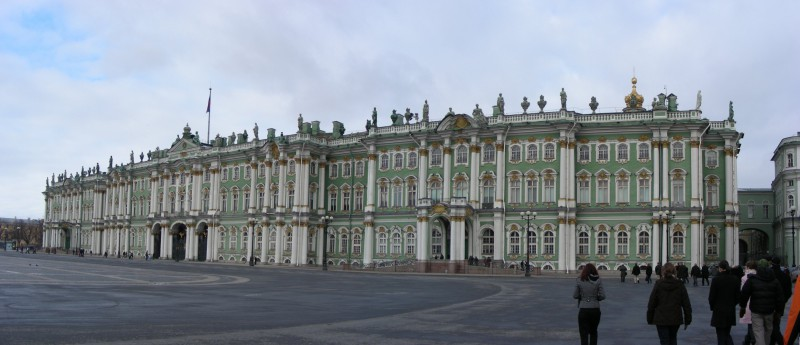 Stedentrip Sint Petersburg
