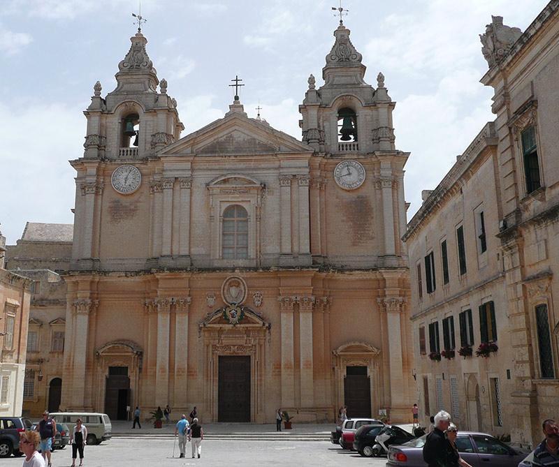 vakantie naar Malta