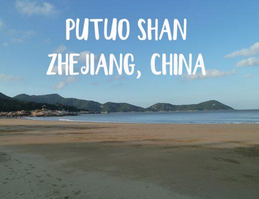 eiland putuo shan
