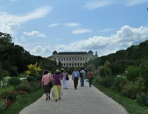 parken in Parijs