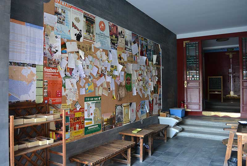 slapen in Beijing Heyuan International Hostel