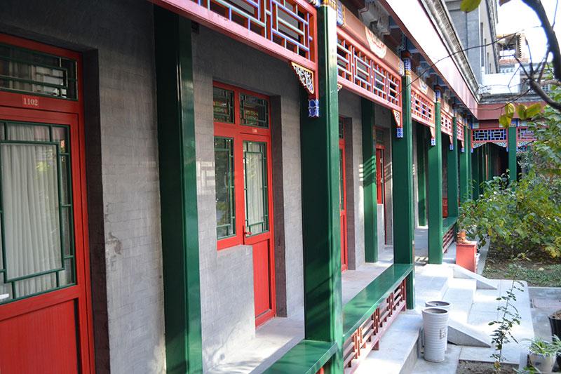 slapen in Beijing Heyuan International Hostel