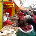 Temple Fair Beijing, eten