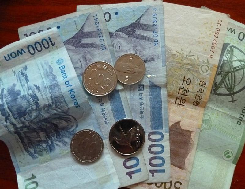 geld bewaren op reis
