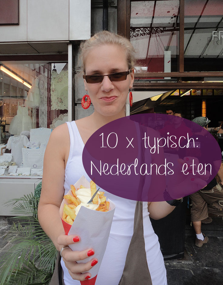 typisch nederlands eten