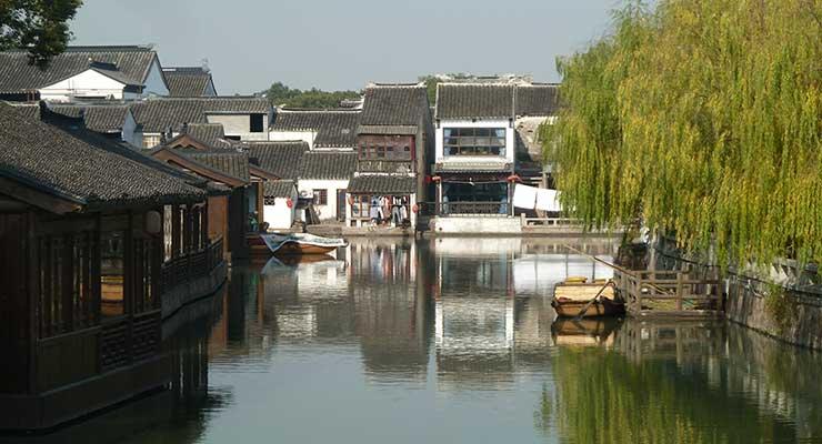 venetie van suzhou