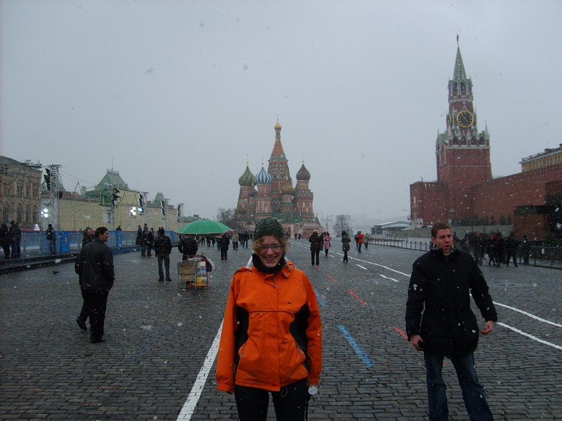 Snapshot Sunday - Moskou