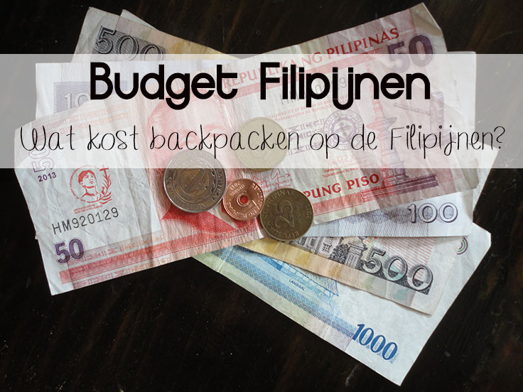 budget filipijnen
