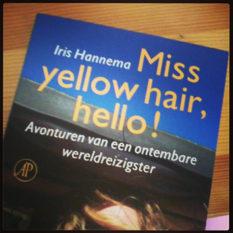 miss yellow hair hello