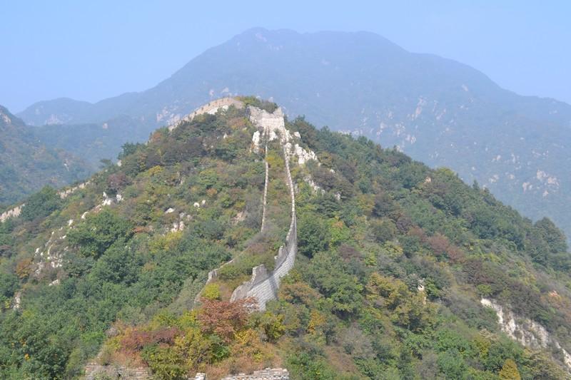 vakantie in china
