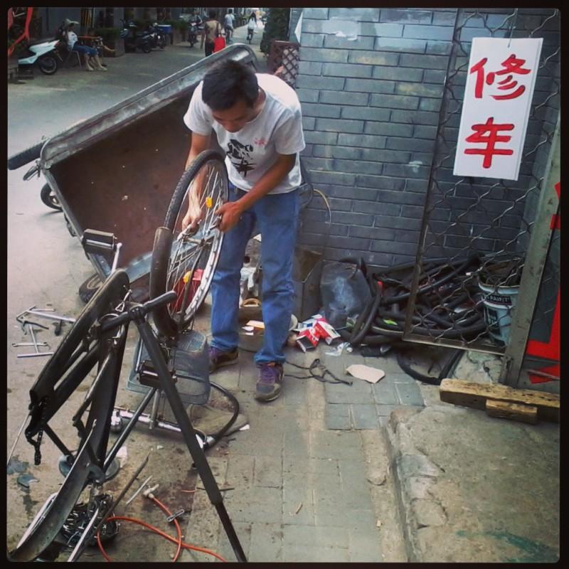 fietsenmaker in china
