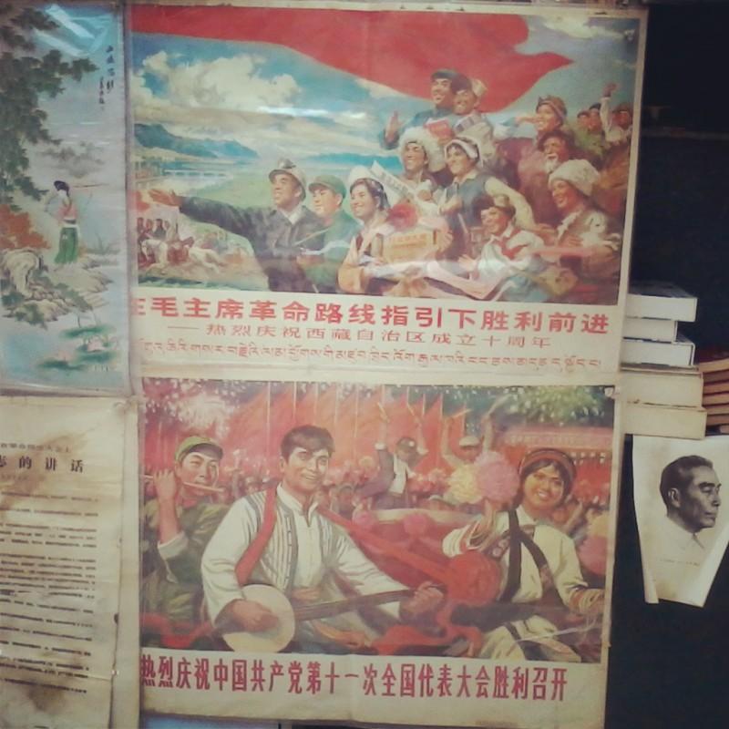 communistische posters