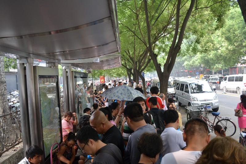 Panjiayuan Markt in Beijing