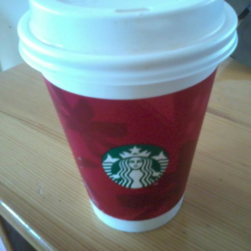 kerstkoffie