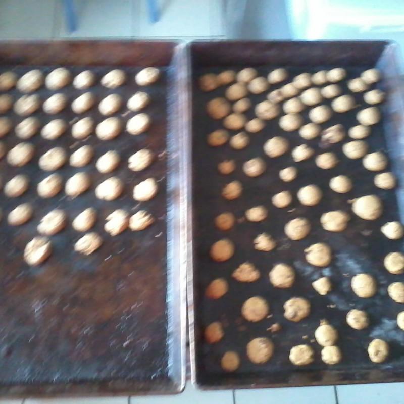 zelf pepernoten maken
