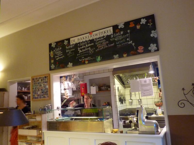 Bakkerswinkel amsterdam