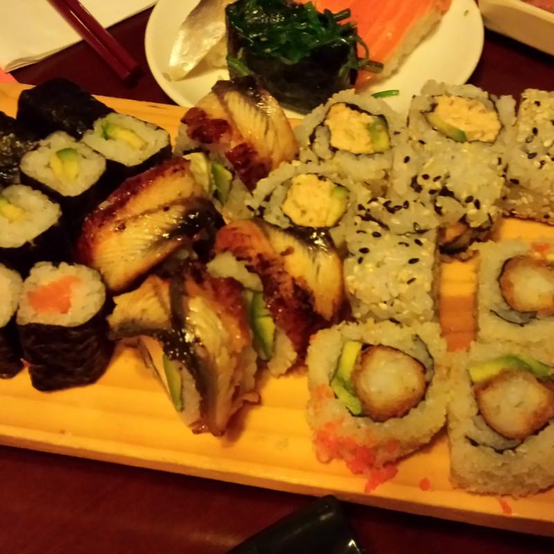 sushi eten in utrecht