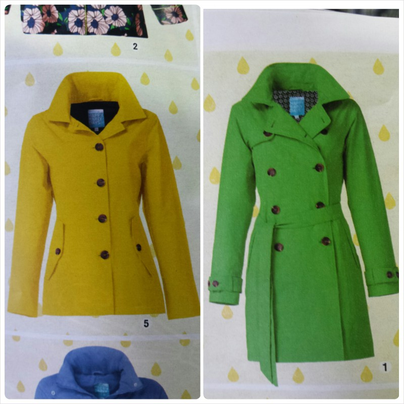 leuke jas voor voorjaar