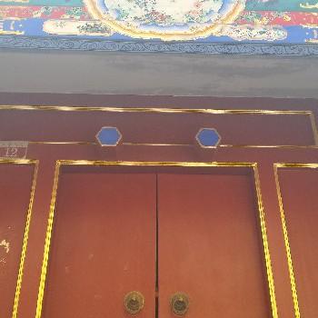 Hutong deur