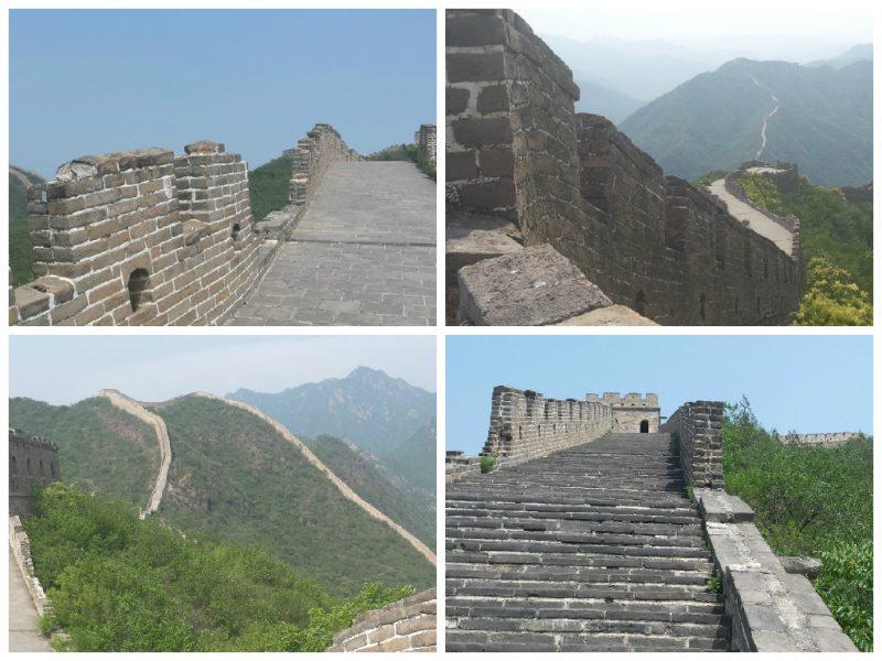 Chinese Muur Beijing