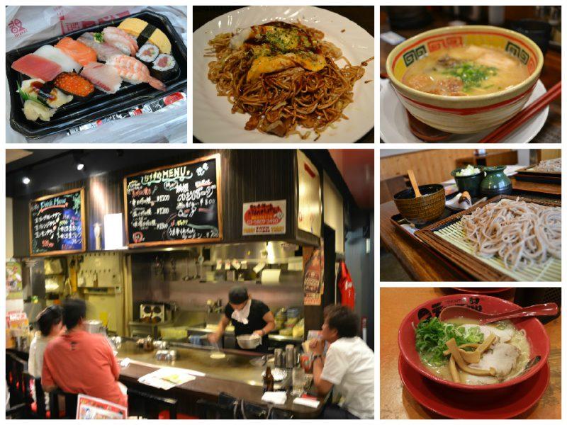 eten in japan