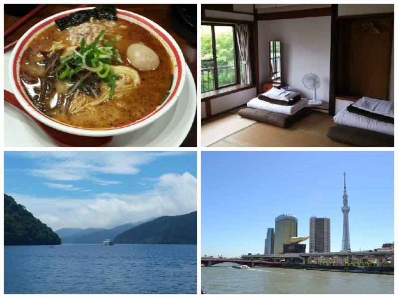 4 dagen in japan
