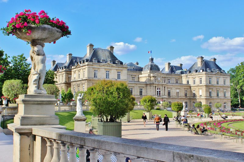 studeren in Parijs