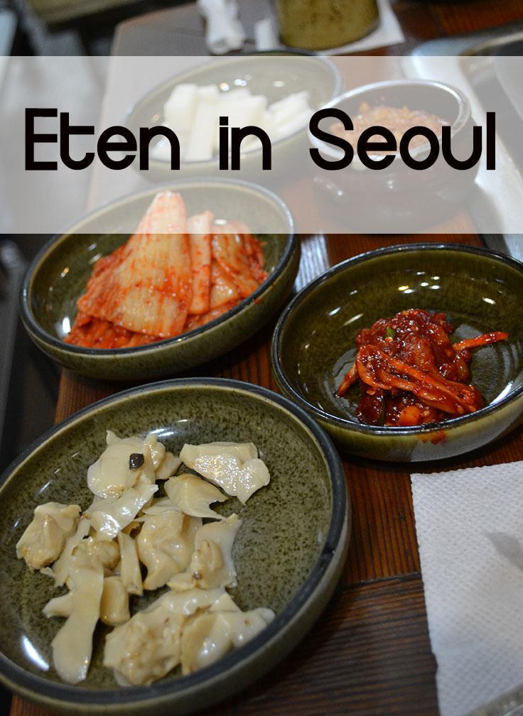 eten in seoul