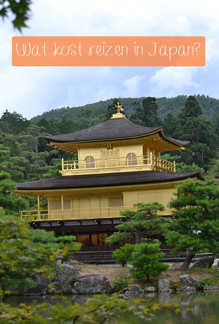 wat kost backpacken in japan