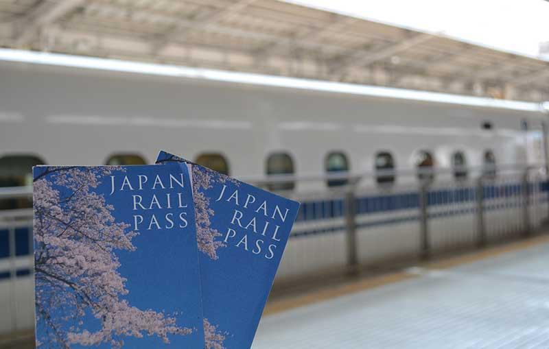 hoe werkt de jr pass de japan rail pass
