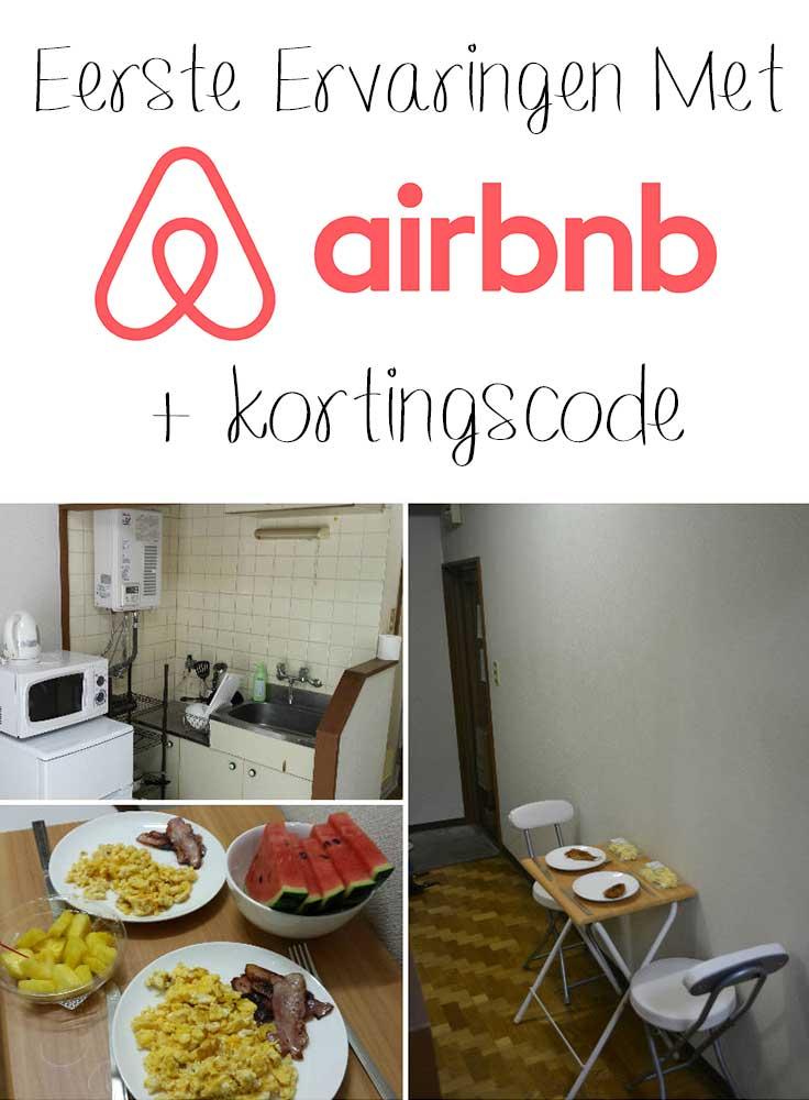 ervaringen met airbnb