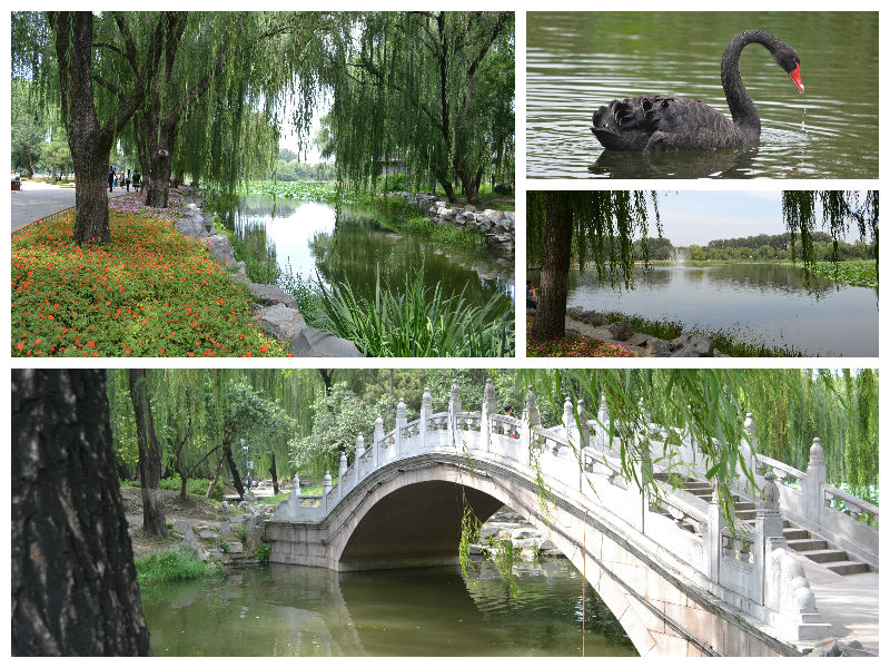 oude zomerpaleis in beijing