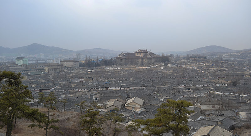 kaesong noord korea