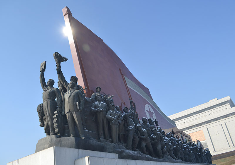 Mansudae Grand Monuments