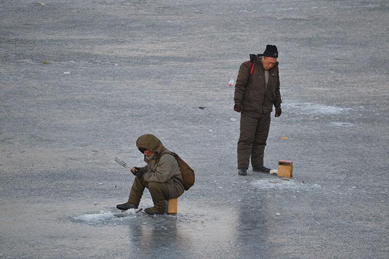 leven in Noord Korea
