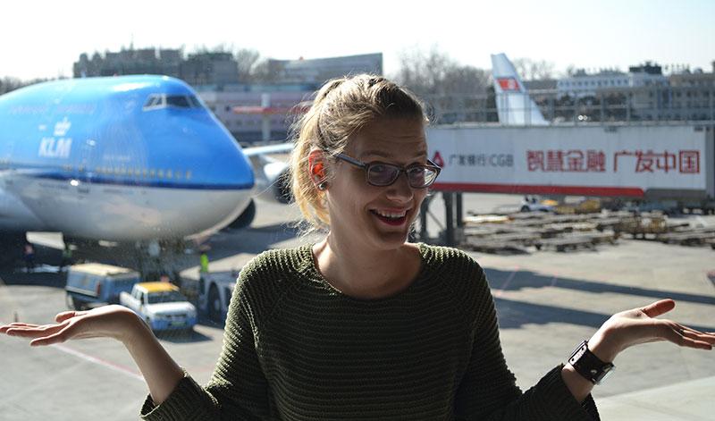 vliegen naar noord korea