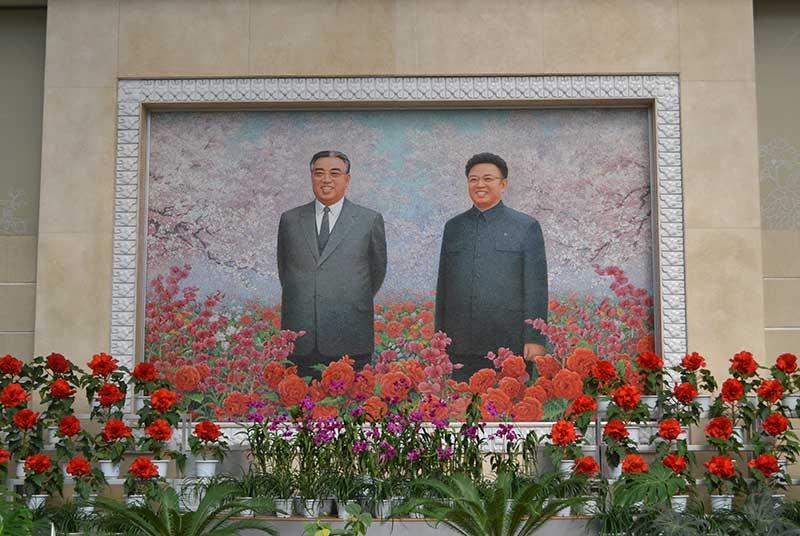 reis door Noord-Korea
