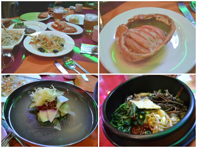 eten in noord-korea