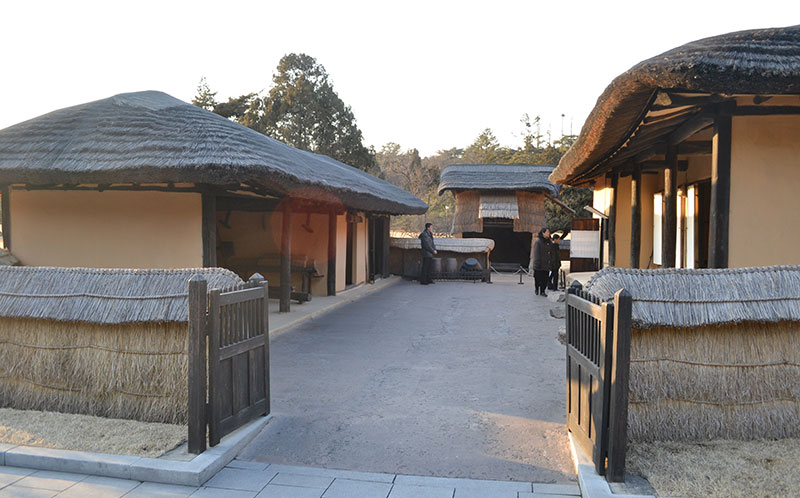 Mangyongdae Native House