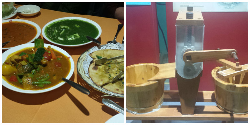 indiaas eten in beijing