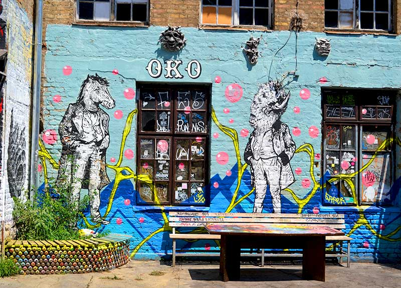street art in zagreb