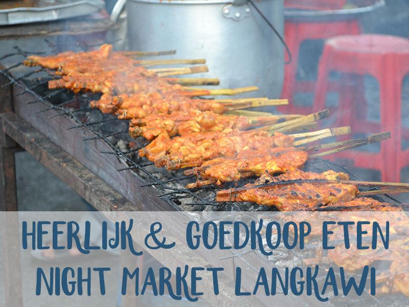 eten in Langkawi