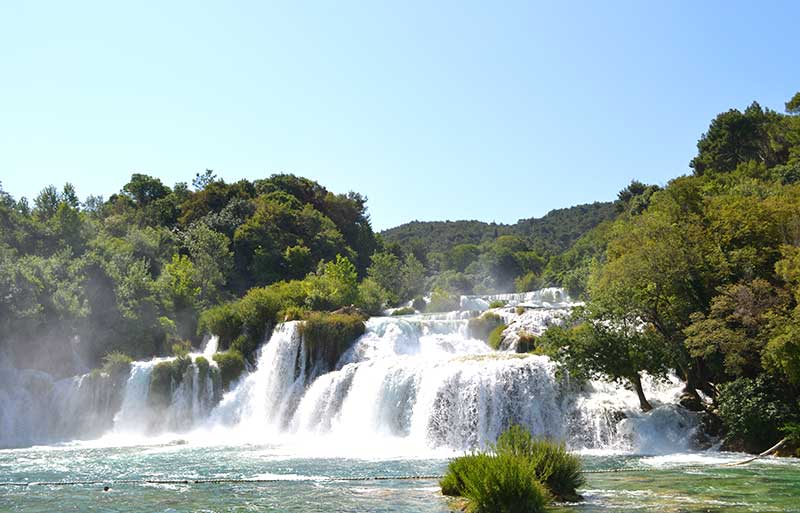 nationaal park-krka-watervallen