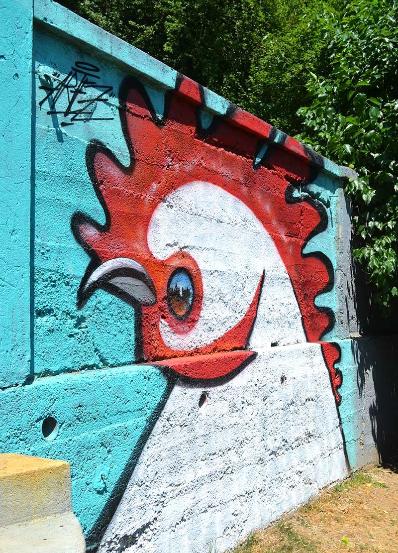 zagreb street art