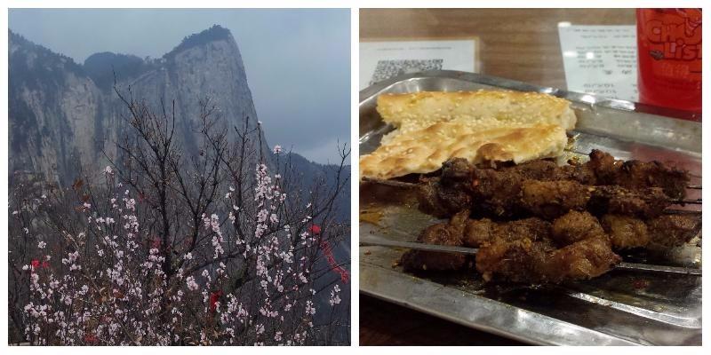 Huashan in Xi'an