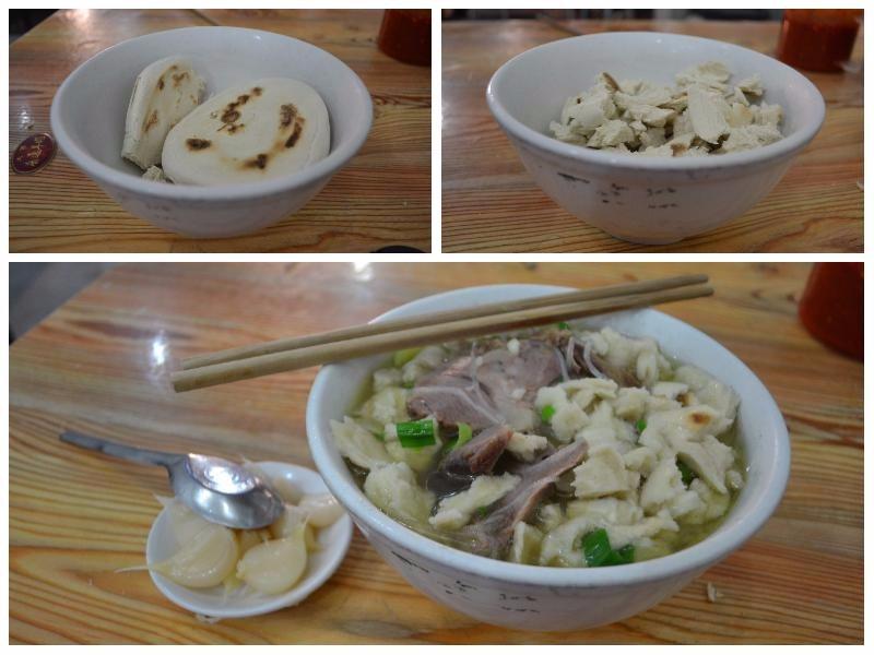 eten in xian