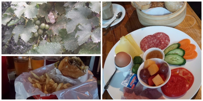 ontbijten bij Zarah
