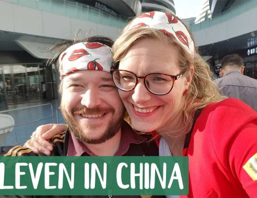 Leven in China sake festival