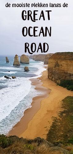 Great Ocean Road rijden